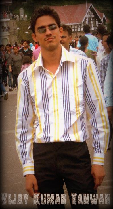 Vijay Kumar Tanwar